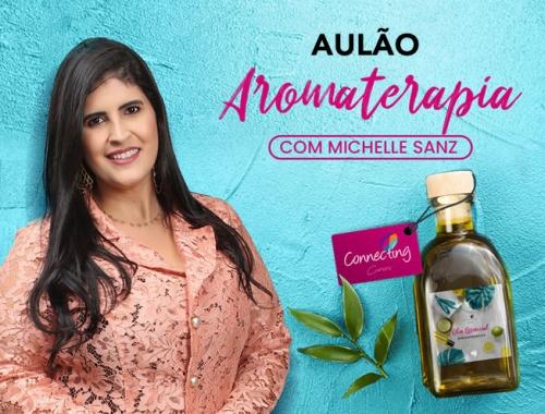 [Aulão] Aromaterapia